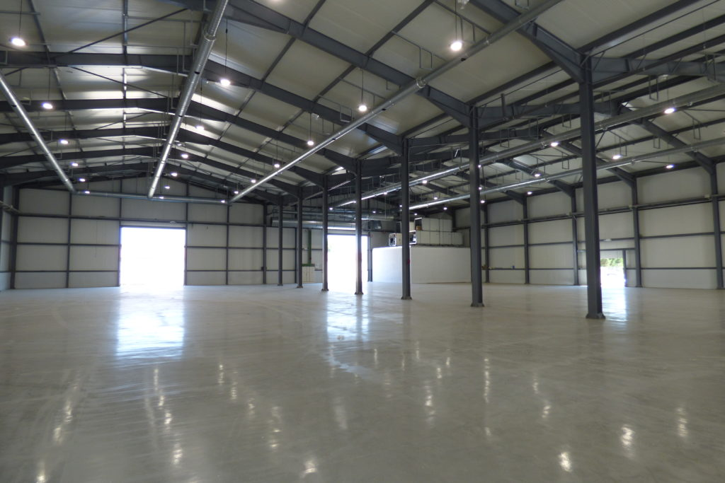 New Warehouse for the Airforce Maestranza of Albacete