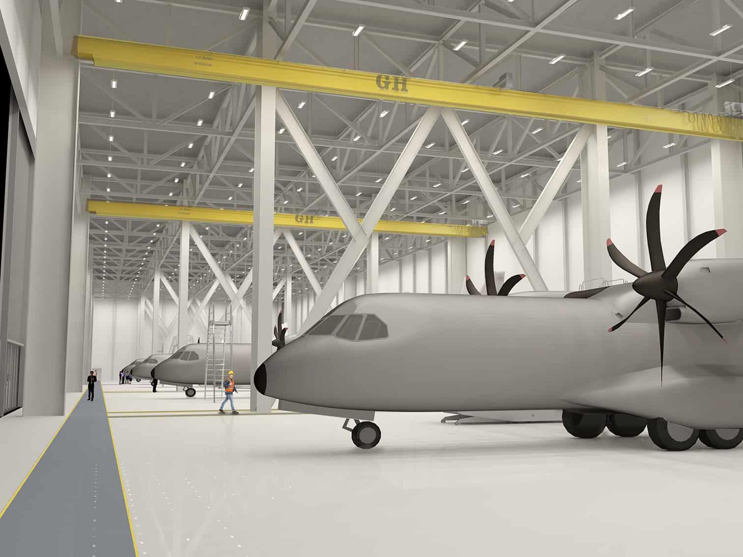 Construcciones Sector Aeronautico