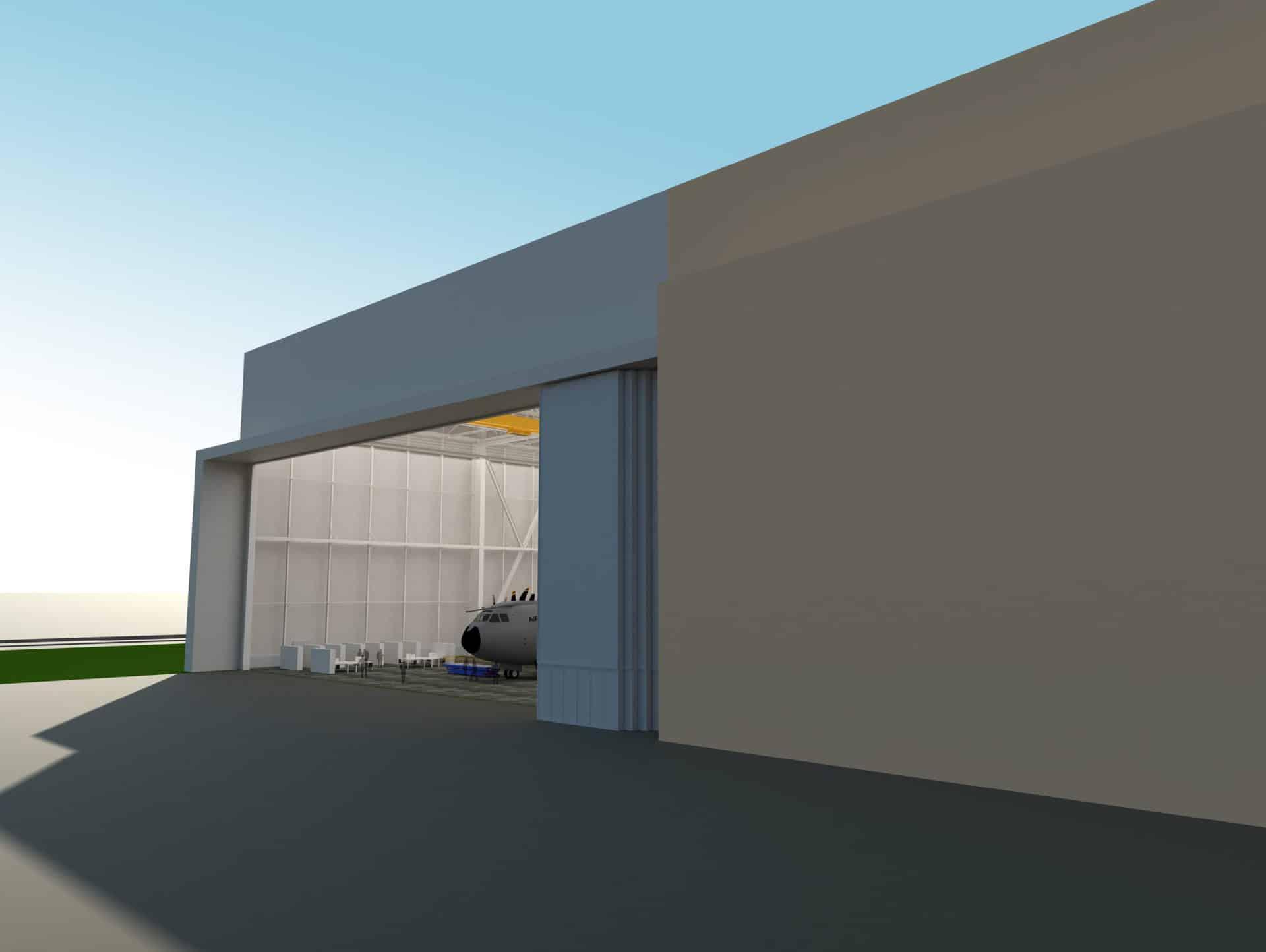 Hangar Recovery Center AM