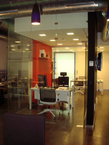Office smart space
