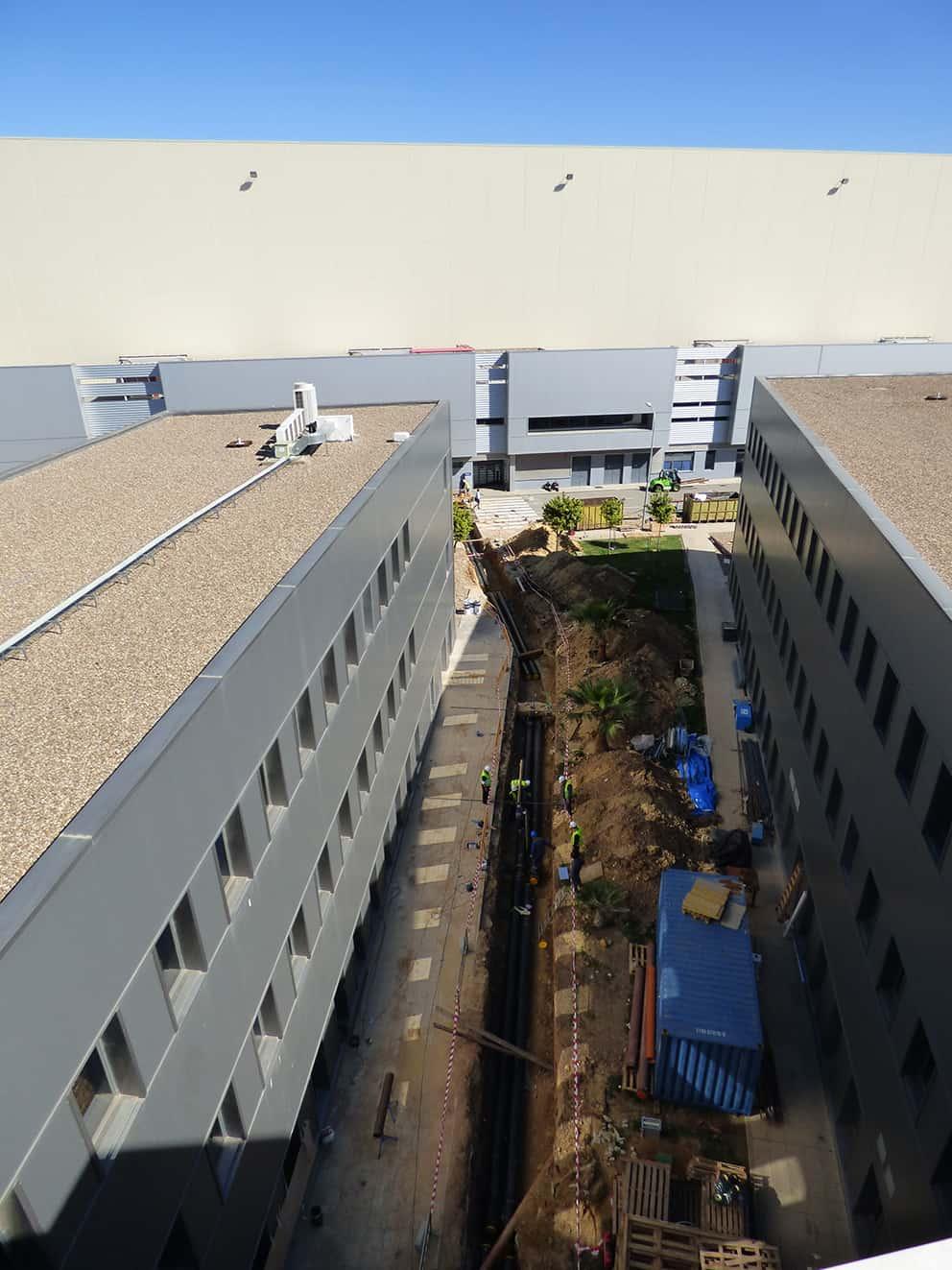 Reforma Edificio A Factoria Airbus