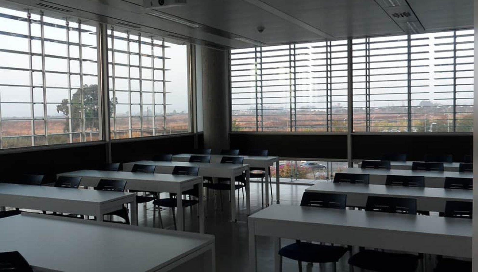Aulario Universidad Loyola