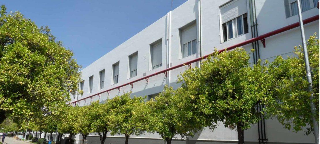 Edificio oficinas Airbus en Tablada