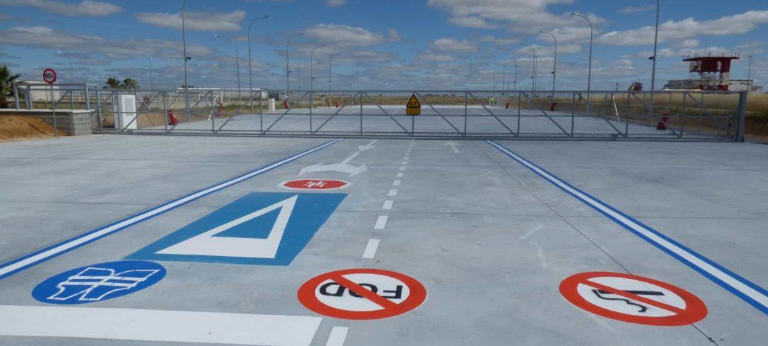 Parking de Camiones Cisternas