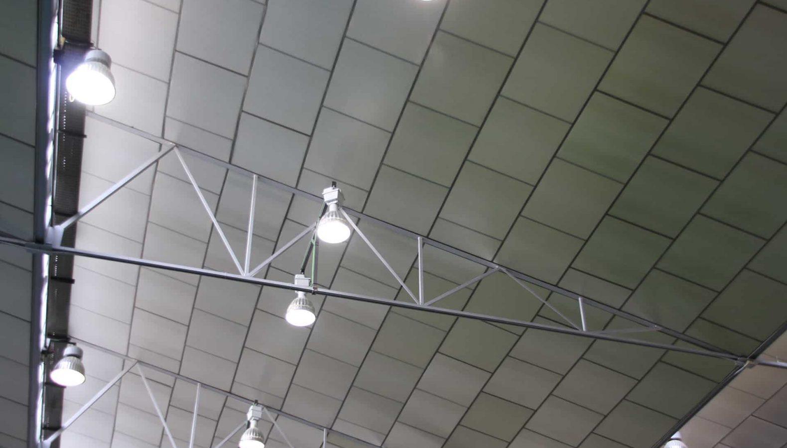 Refuerzo Cubiertas Edificios E J H Factoria Airbus