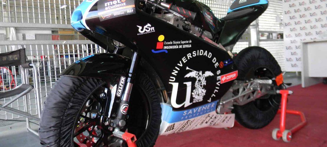 SAVENER patrocinador MOTOSTUDENT