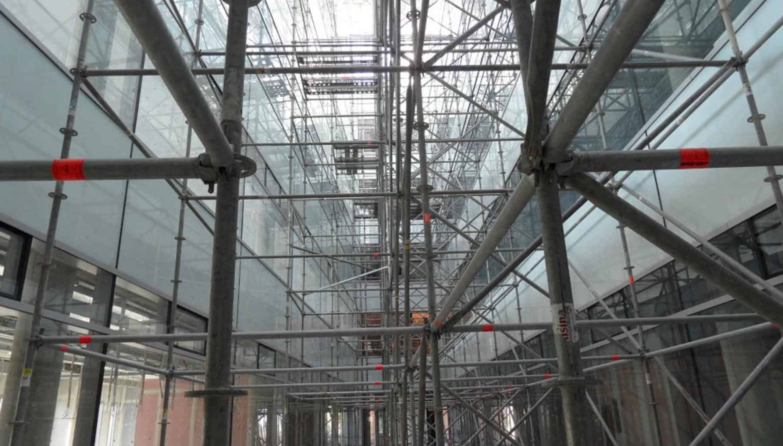 edificio sostenible cajamar