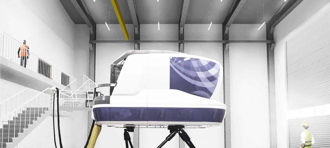 training center simuladores vuelo